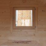 Окно в комнате отдыха